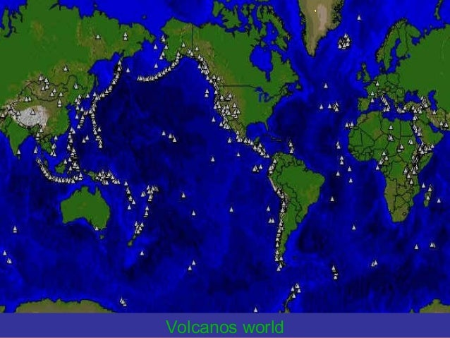 Volcanos world