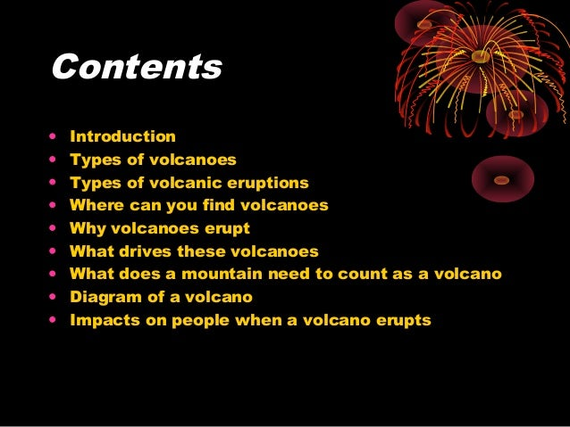 introduction for a volcano essay Essay on the earthquake article shared by introduction the steam under the earth finds an easy way out through a volcano so, the land.