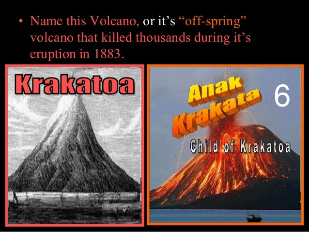 Volcanoes, Volcano PowerPoint Quiz Game, Earth Science Lesson PowerPoint