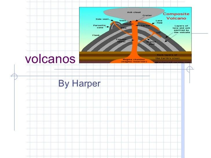 volcanos     By Harper