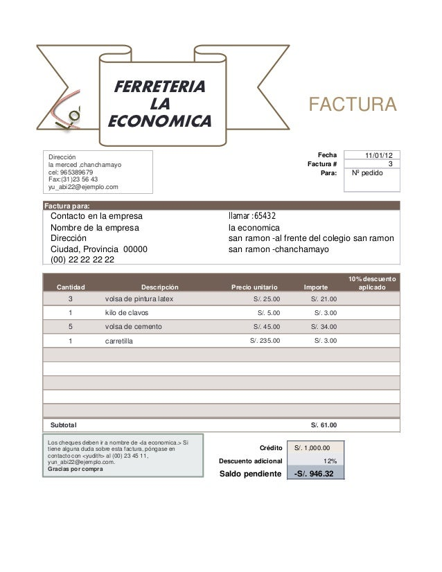 FERRETERIA                           LA                                                    FACTURA                      EC...