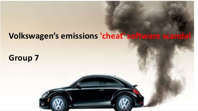volkswagen case analysis Volkswagen admitted that 11 million of its vehicles were equipped with software that was used to cheat on emissions tests this is how the technology works and what it now means for vehicle owners.