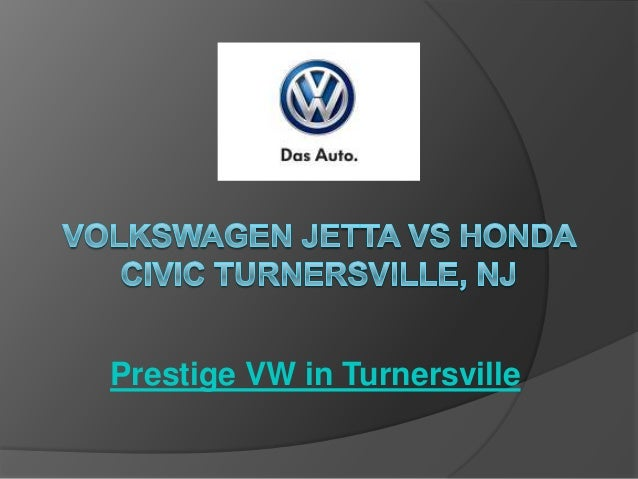 Prestige VW in Turnersville