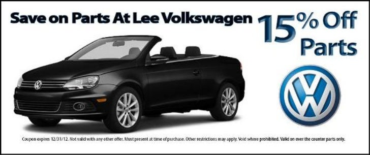 Volkswagen Parts Discounts FL | Volkswagen Dealer Serving Pensacola