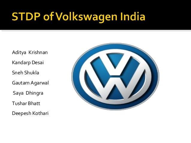 Volkswagen STDP India