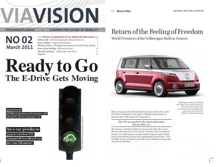 Volkswagen viavision
