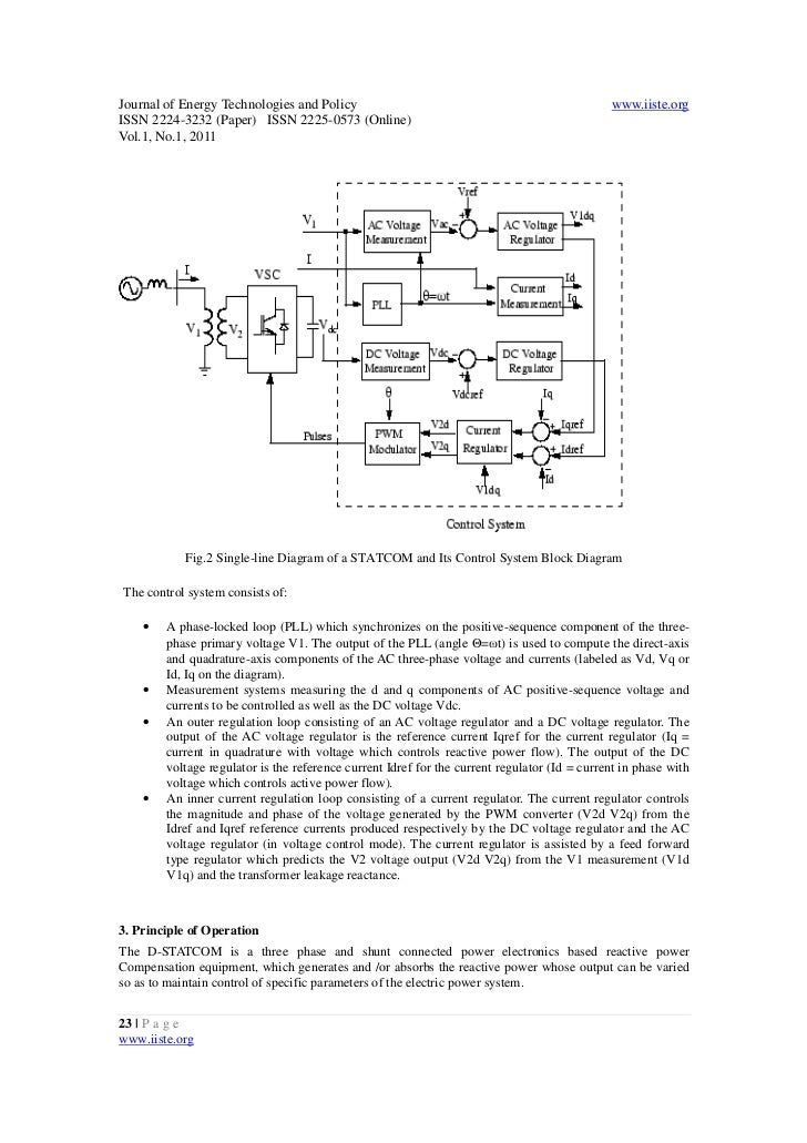 voltage dip mitigation in distribution system by using d