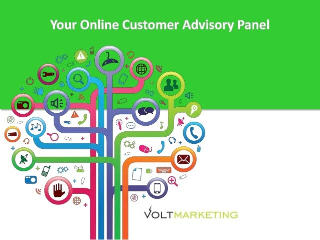 Volt Marketing manages your customer advisory panel todeliver game-changing insights and build your brand.                ...