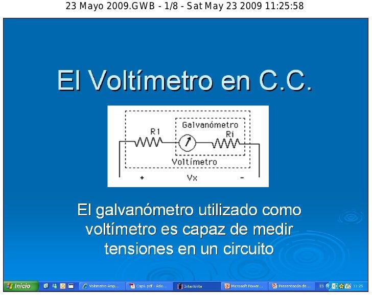 23 Mayo 2009.GWB - 1/8 - Sat May 23 2009 11:25:58