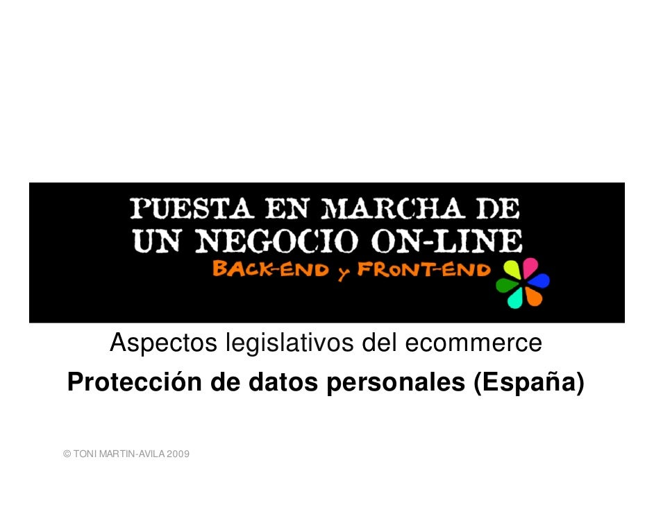 protecci n de datos personales en internet