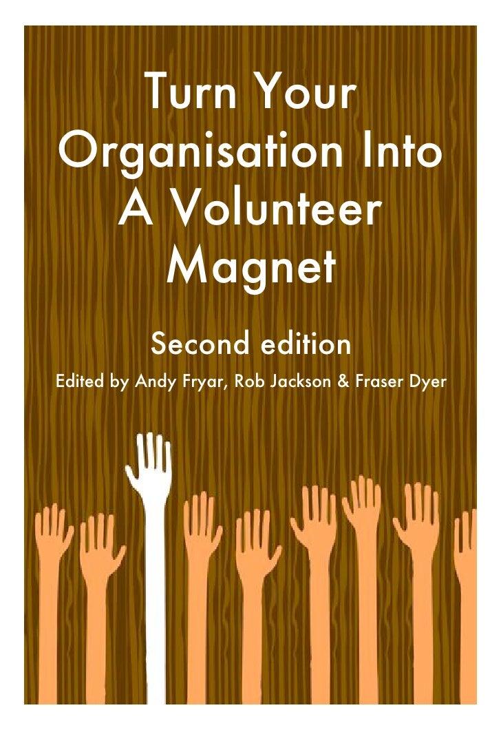 Volunteer magnet2nded
