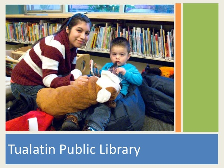Tualatin Public Library <br />
