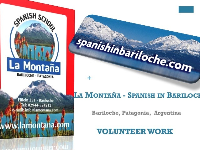 Volunteer work Bariloche