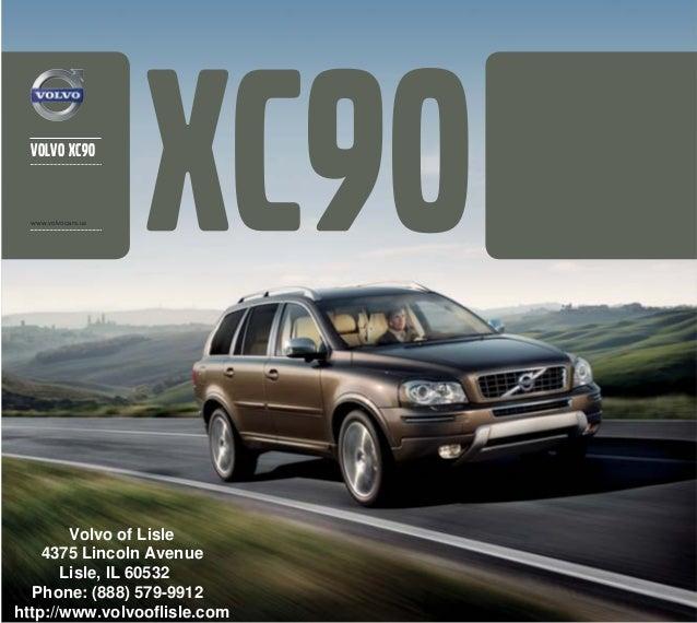 volvo xc90  www.volvocars.us        Volvo of Lisle    4375 Lincoln Avenue       Lisle, IL 60532   Phone: (888) 579-9912htt...