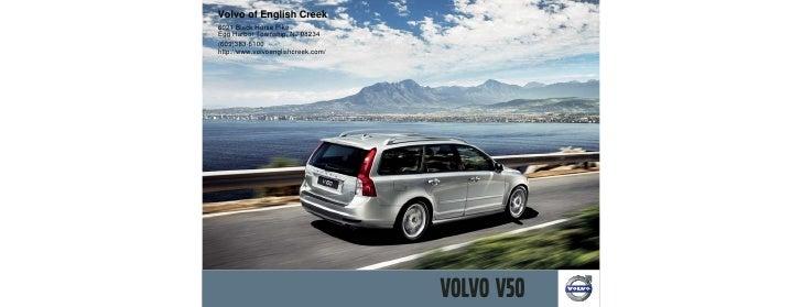 2010 Volvo v50 Volvo of English Creek Egg Harbor Township ,NJ