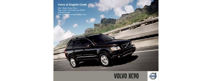 2010 Volvo xc90 Volvo of English Creek Egg Harbor Township ,NJ