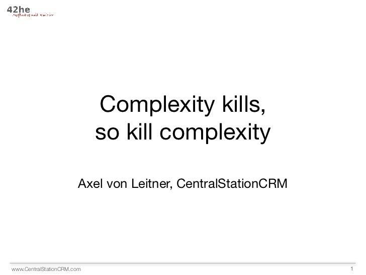 Startups: Von leitner - CentralStationcrm