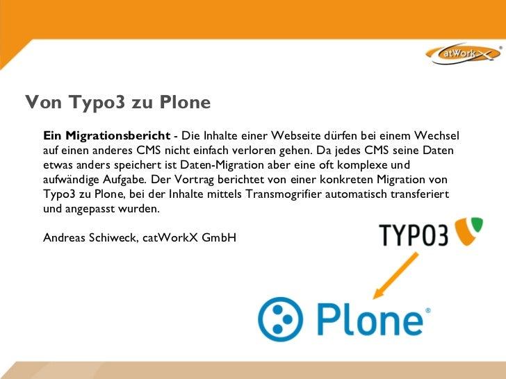 Ein Migrationsbericht  - Die Inhalte einer Webseite dürfen bei einem Wechsel auf einen anderes CMS nicht einfach verloren ...