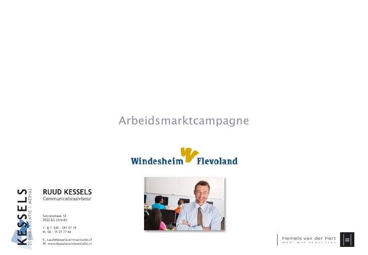 Arbeidsmarktcampagne