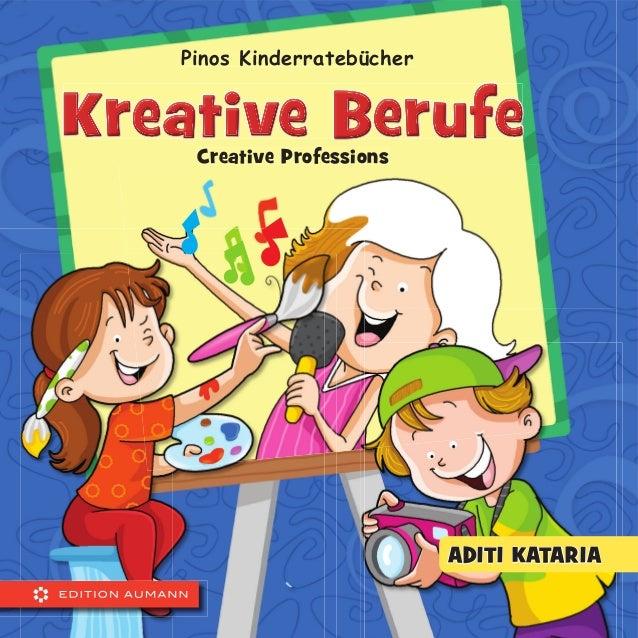 Pinos Kinderratebücher Creative Professions Kreative BerufeKreative BerufeKreative BerufeKreative BerufeKreative BerufeKre...