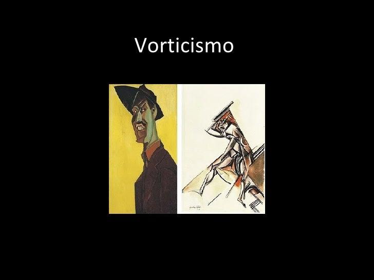 Vorticismo
