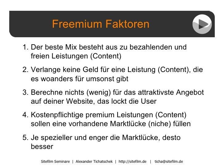 share online keine freien slots für free user