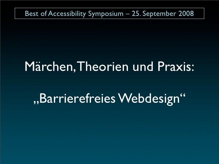 Vortrag BOA Düsseldorf 2008