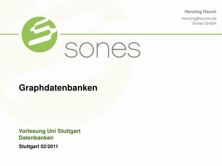 Henning Rauch                                                          henning@sones.de                                   ...