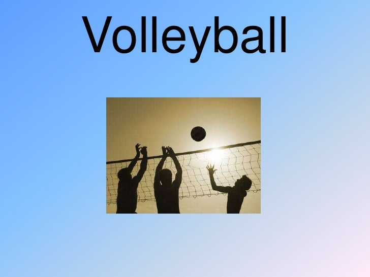 Volleyball <br />