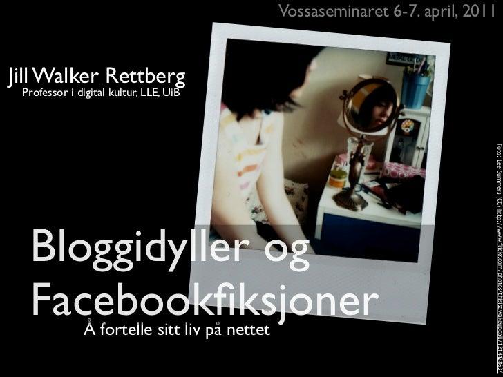 Bloggidyller og                                                                          Foto: Lee Summers (CC) http://www...
