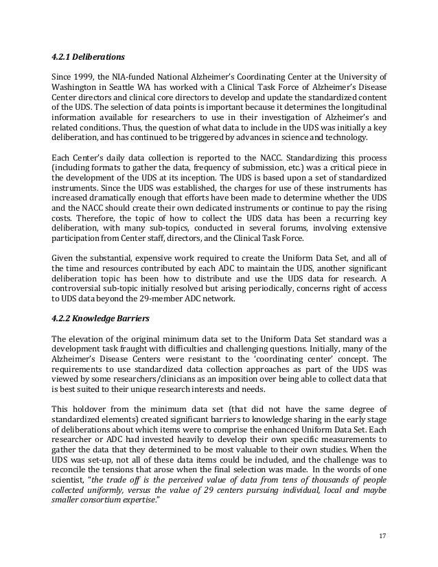 alzheimers disease essay paper