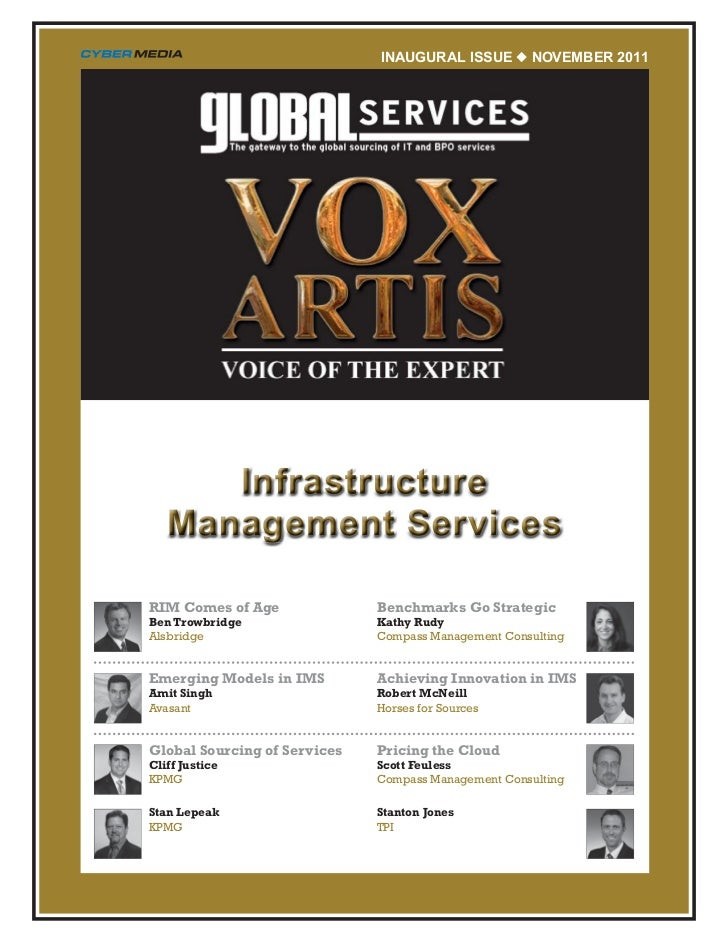 INAUGURAL ISSUE   NOVEMBER 2011