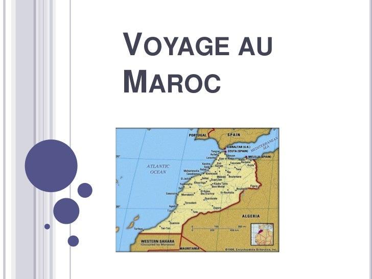 VOYAGE AUMAROC
