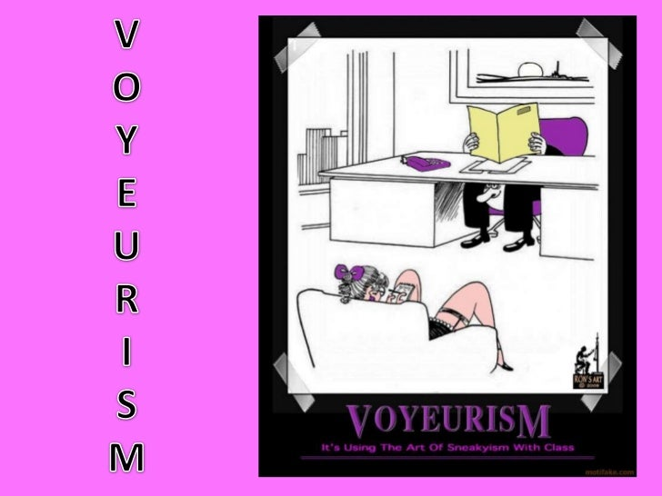 causes of voyeurism