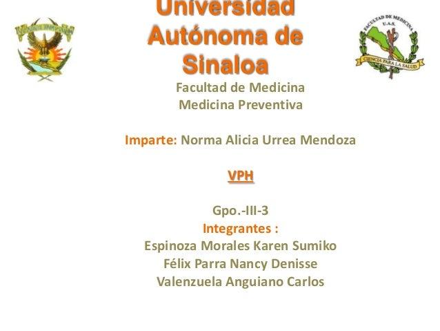 22. VPH Virus del Papiloma Humano (23-Sep-2013)
