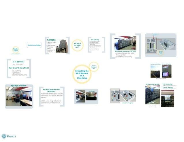VRA 2013, Redesigning Visual Resources Facilities, Pereira