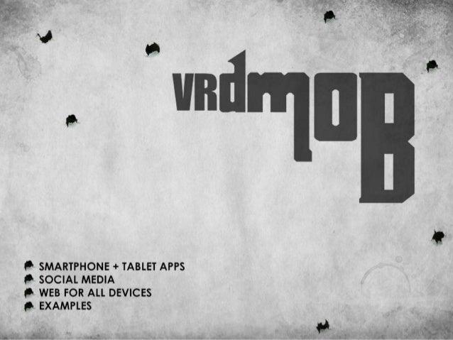 VrdMOB 360 degree Solutions