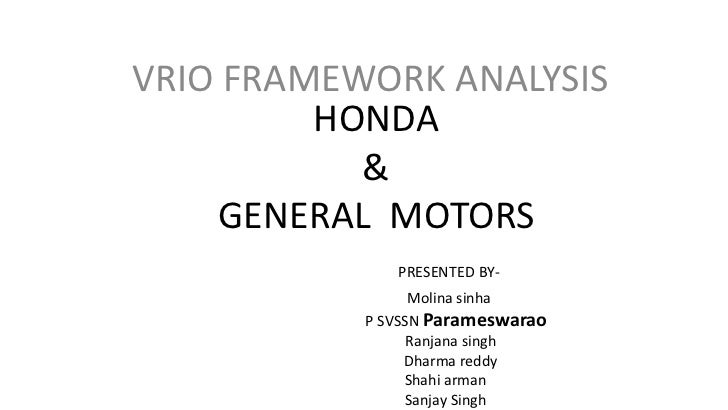 will a global strategy save gm case study Gm case study 1 good afternoon everybody, we're federico, monica and monica and this is our vision of the gm case study the first question asked to characterize the strategy pursued by gm in the developing world and in europe before 1997 so first of all i would like you to notice that in this very.
