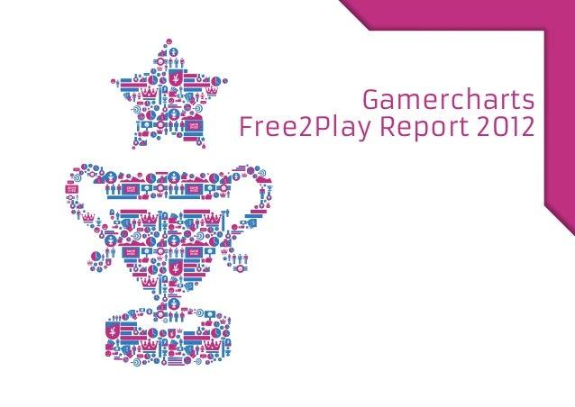 GamerchartsFree2Play Report 2012
