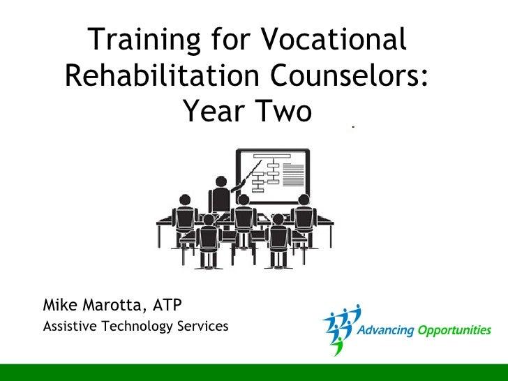 Vr Training Year 2