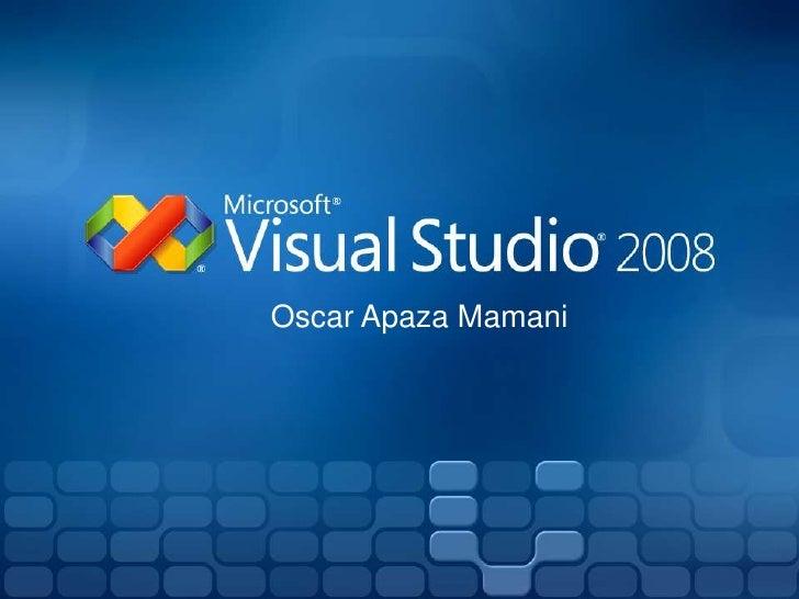 Oscar Apaza Mamani<br />