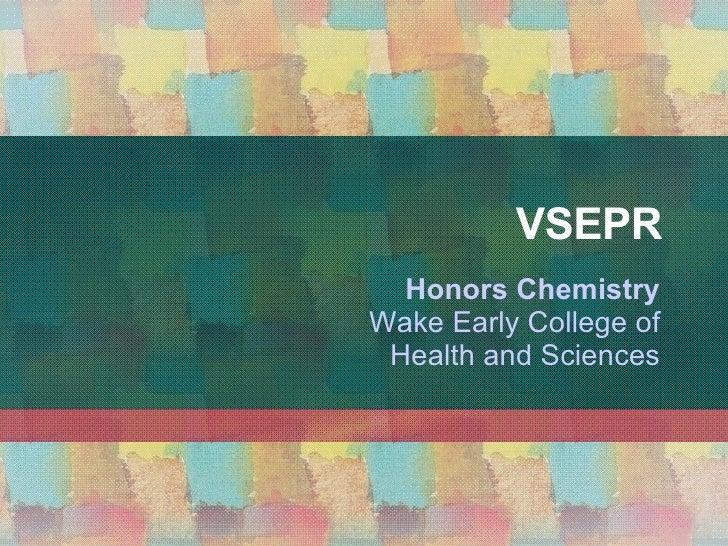 VSEPR Notes