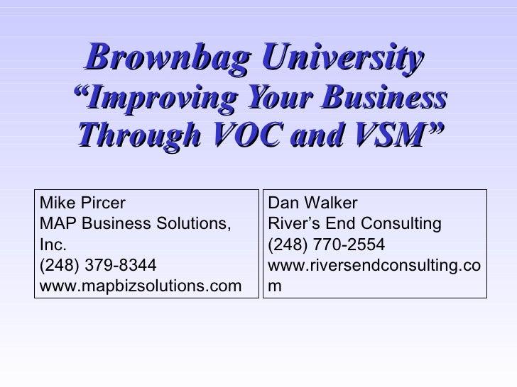 Vsm Voc Brownbag Webinar 0610009