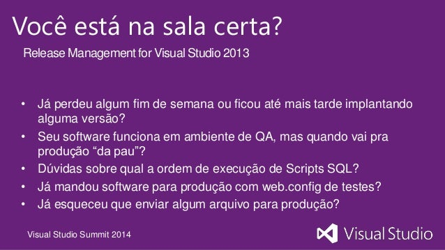 Release Management for Visual Studio 2013