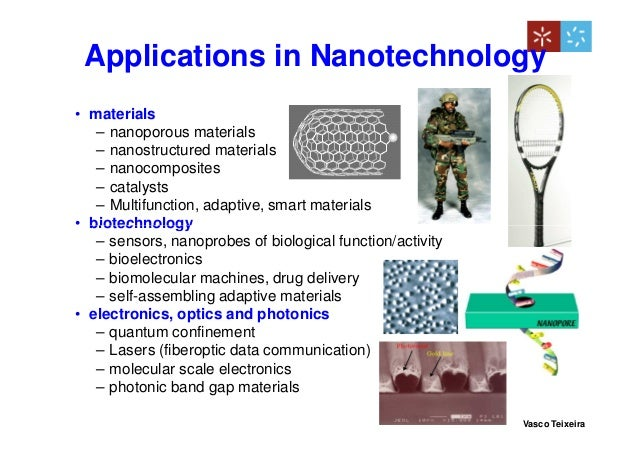 benefits of nanotechnology essay While nanotechnology is seen as the way of the future and is a technology that a lot of people think will bring a lot of benefit for all who will be using it, nothing is ever perfect and there will always be pros and cons to everything the advantages and disadvantages of nanotechnology can be easily.