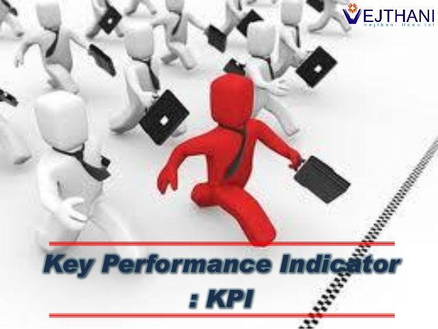 Vejthani HR : KPI (Key Performance Indicator) (Book)