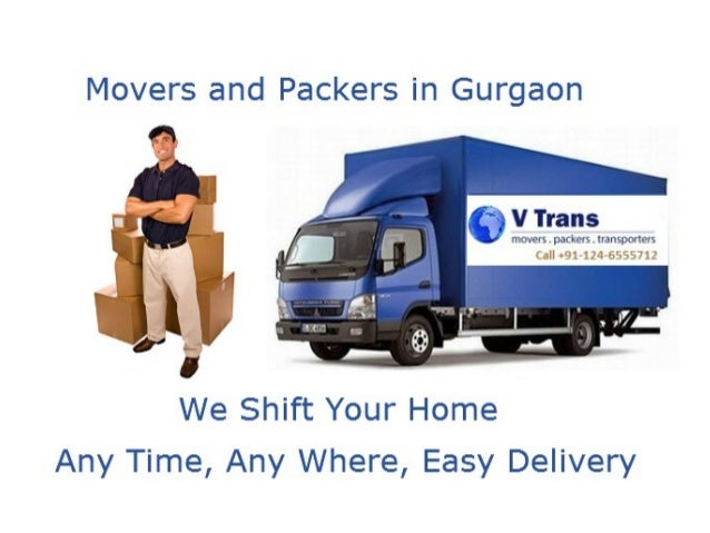 Professional Packers and Movers in Gurgaon @ http://www.vtransmoverspackers.com/