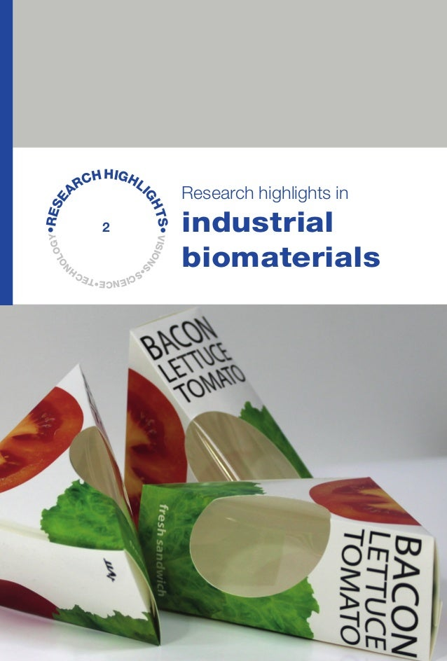 VISIONS •SCIENCE•TECH N OLOGY•RESE ARCHHIGHLI GHTS• Research highlights in industrial biomaterials 		 				 Green VTT has c...
