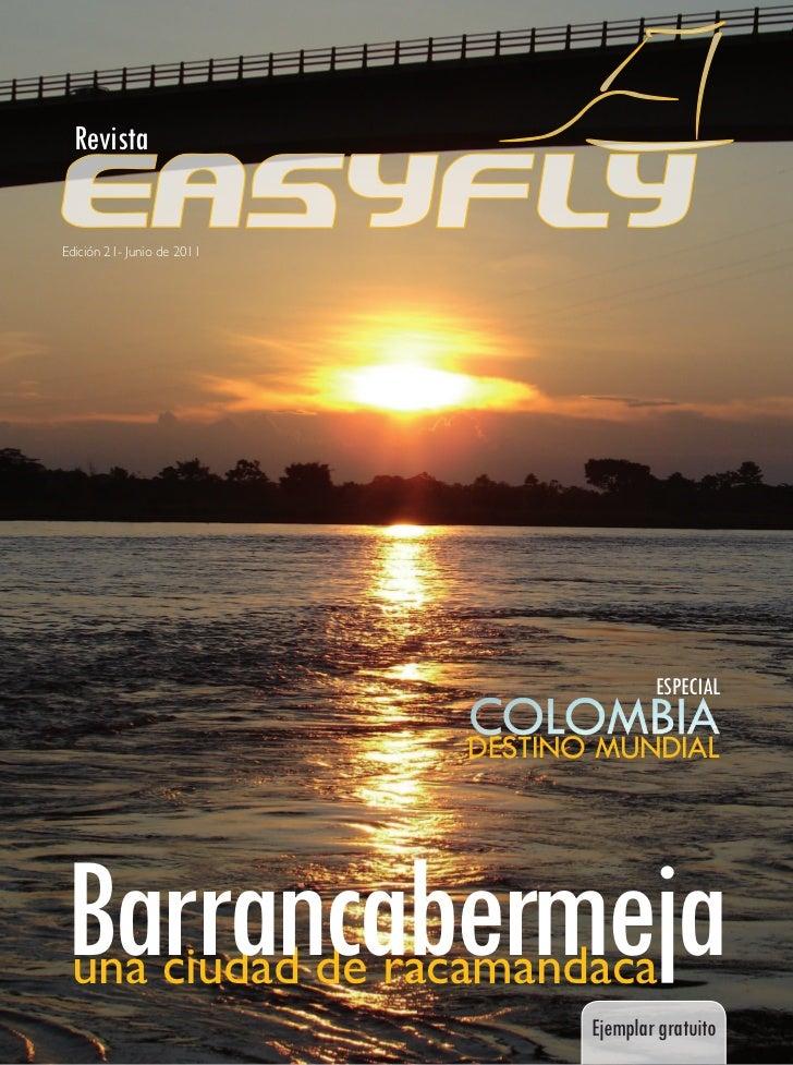 Revista Easyfly, junio 2011