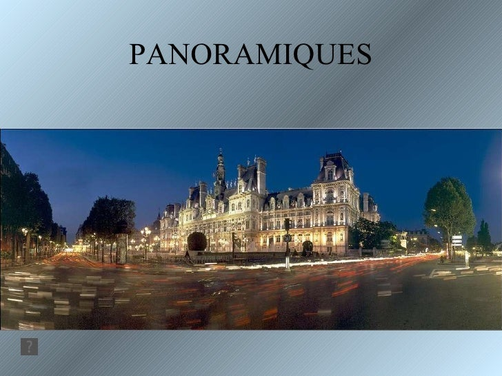PANORAMIQUES